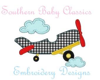 Golf Cart Blanket Applique Design File For Embroidery