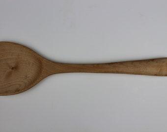 Wok Spoon in Maple