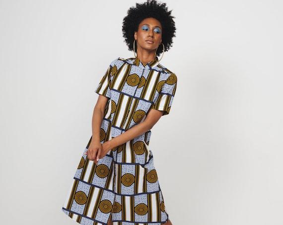 Tania Tunic Dress