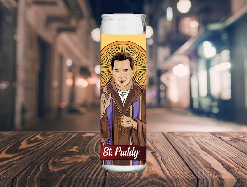 Seinfeld Prayer Candles Set of 4