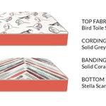 Custom Rectangle Bed for Rhonda