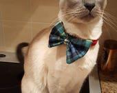 Gordan Dress Tartan Cat B...