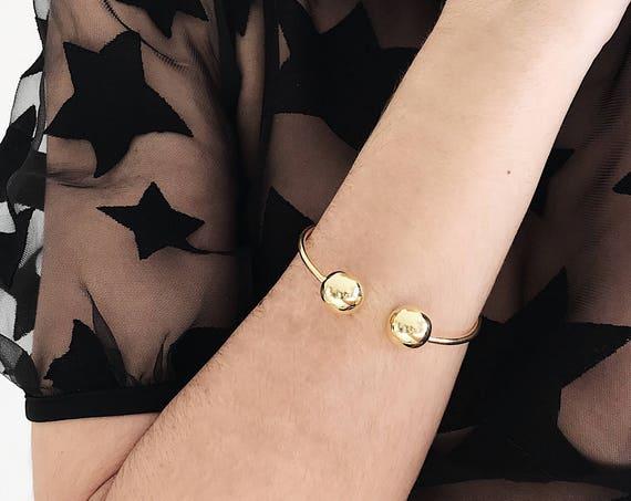 Rose gold bracelet,rose gold cuff bracelet,Sterling silver bracelet,rose gold minimalistic bracelet,rose gold simple bracelet,cuff
