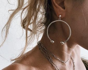 Sterling silver earrings,drop earrings,boho earrings,hoops earrings,big earrings,minimalist earrings,silver studs earrings,ord earrings