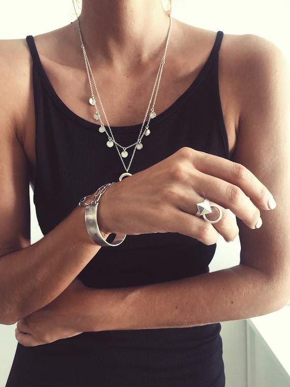 Sterling silver bracelet,sterling silver bangle bracelet,silver cuff bracelet,silver men's bracelet,bracelet men,bracelet for women,plains