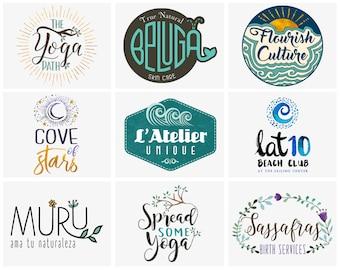 Custom Logo Design - Logo Design Custom - Hand Drawn Logo Design - Business Branding - Custom Branding Package - Custom Business Logo