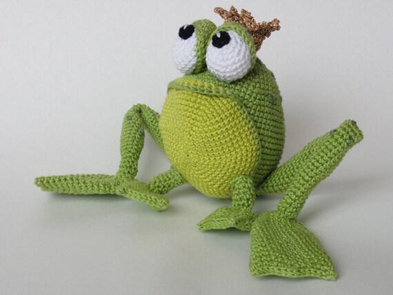 Froggy Amigurumi Pattern Frog Crochet Pattern - PDF file only ... | 428x570
