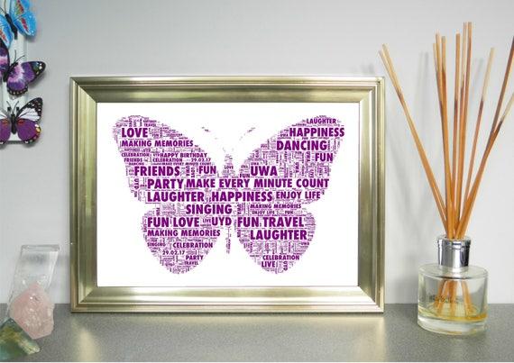 Love Personalised Photo Print Laugh Gift. Live Making Memories