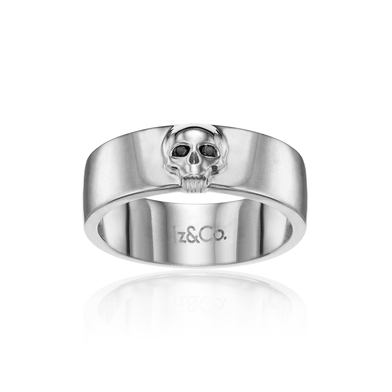 50: Wide Wedding Bands Skull At Websimilar.org