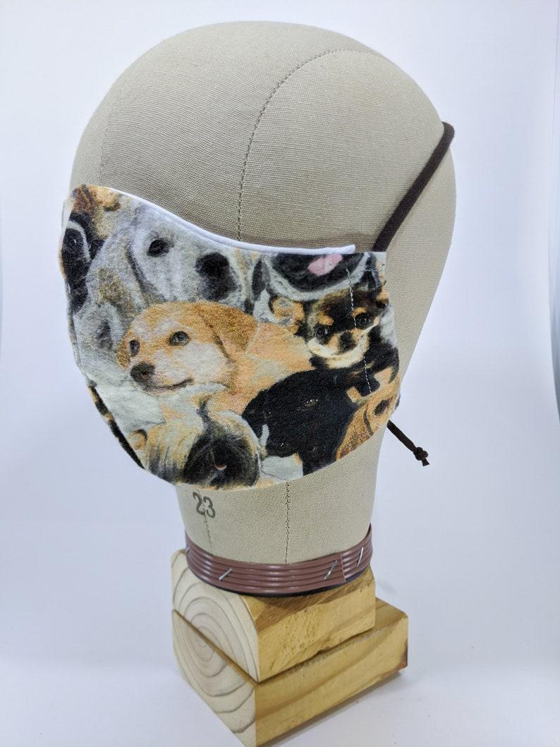 Dog lover's mask image 1