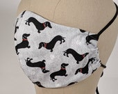 Adorable Doxies mask