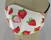 Japanese Fresh Strawberries and Cream mask