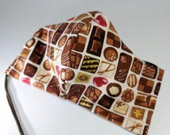 Chocolate Lovers' mask!