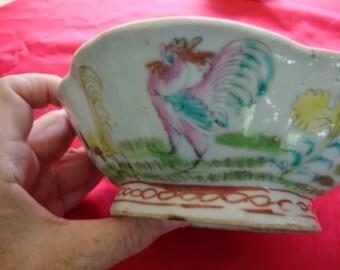 19th Century Chinese Bowl