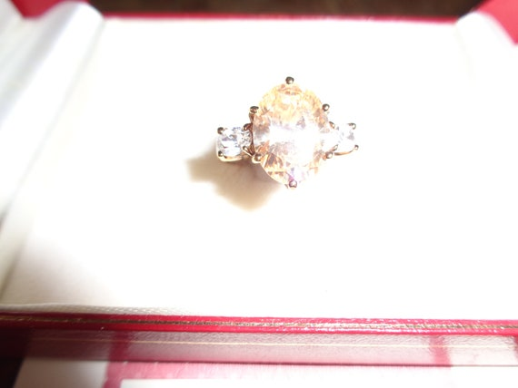 Joan Fontaine Hollywood Collection Ring from Suspi