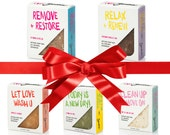 Artisan Soap Bar- Holiday Bundle