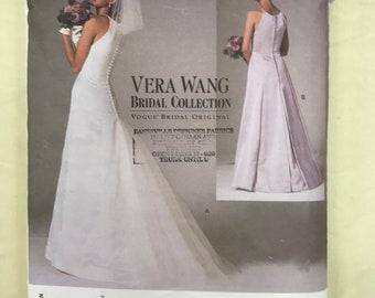 Vera Wang Wedding Dress Etsy