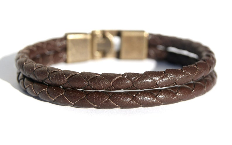 6865d3595cd30 Mens bracelet Husband Gift for Valentines Gift ideas Gifts under 40 Mens  Jewelry Mens gift Gift for Dad Leather Bracelet Rustic Leather
