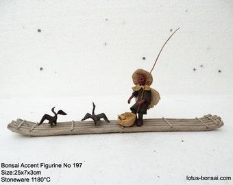 Bonsai Accent Figurine No 197