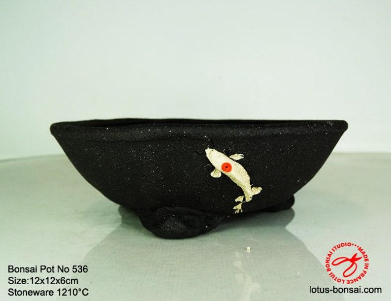 Bonsai Accent Pot No 536