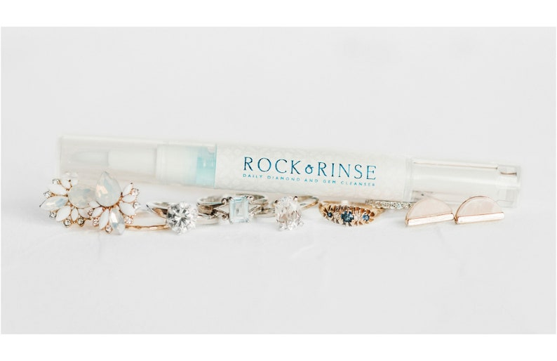 Rock & Rinse  Ring Cleaning Pen  The All-in-one 30 Second image 0