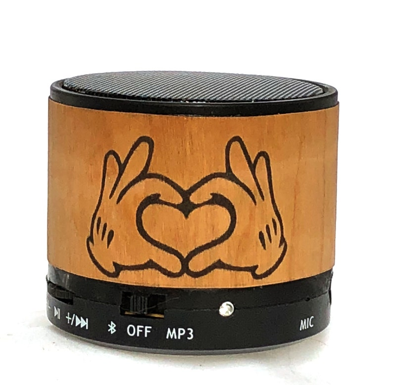 Mickey Mouse speaker image 0