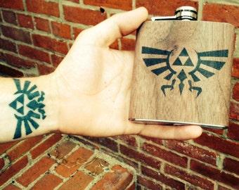 Legend of Zelda flask