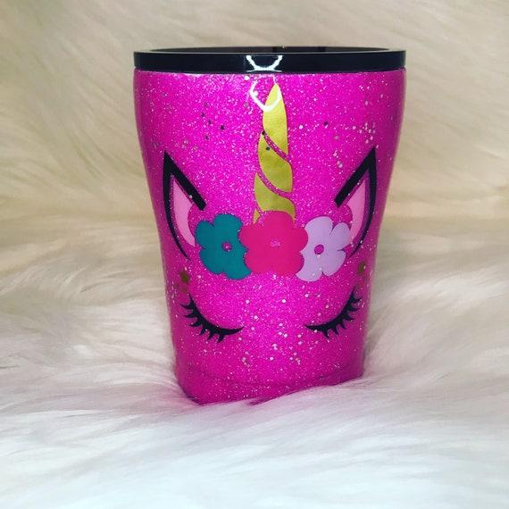 Unicorn Tumbler, Personalized Kids Cup, Tumbler