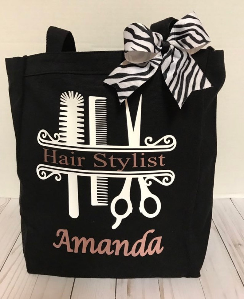 Hair Stylist Tote Beautician Tote