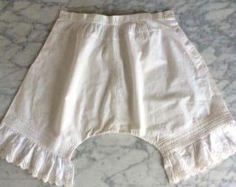 Edwardian Knickers, Underwear 1876