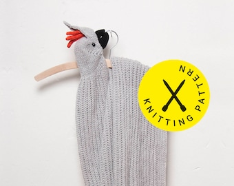 030000fd6ae Knitted Animal Scarves Hats Cat Pillows   More by NINAFUEHRER