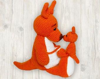 a064423063c9 Kangaroo Crochet Pattern
