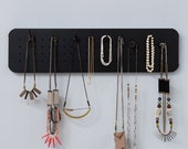 MIni Pegboard - Key hooks - Entryway organizer - Entryway storage - Entryway decor - Magnetic board