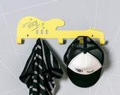 Rocknroll Guitar Coat Hanger / Kids Room Ideas / Birthday Gifts For Kids / Boys room / Music Room Decor
