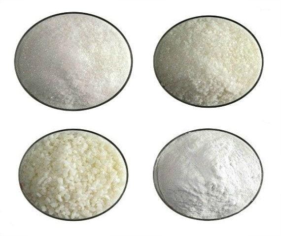 1 Lb White Opal Medium Frit 90 Coe