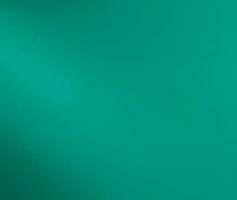 COE 96 Teal Green Transparent Fusible  Stained Glass 3mm Fusing 523.2SF Oceanside Spectrum