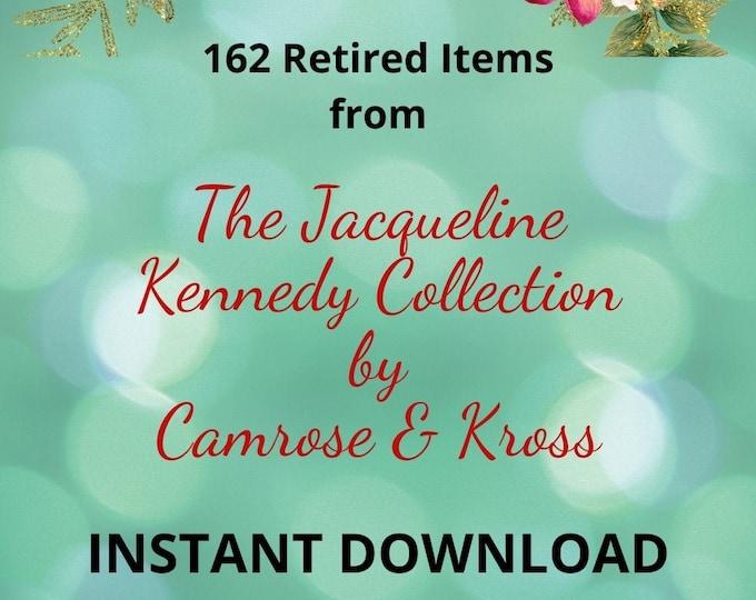 List of RETIRED JBK JEWELRY - 162 Vintage Jewelry from  Jacqueline Kennedy Jewelry by Camrose & Kross