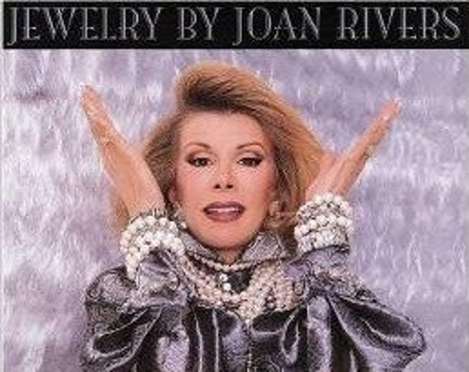 Jewelry Book by Joan Rivers - Great Reference Book