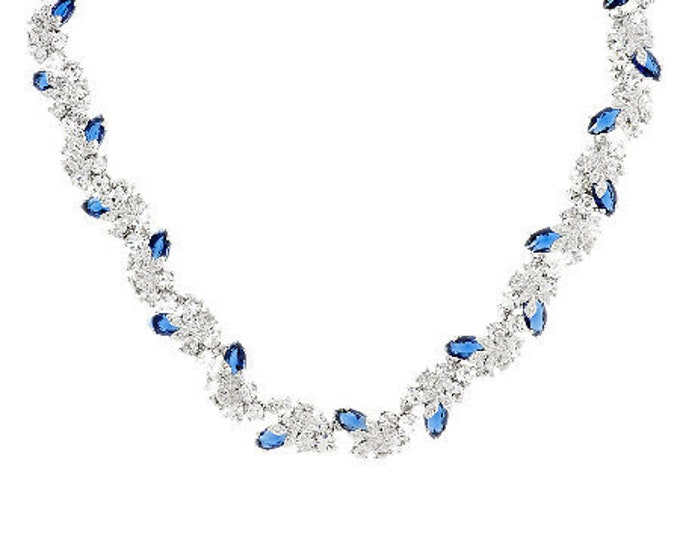 RESERVED FOR JESSICA - Jackie Kennedy Snowflake Necklace with Certificate