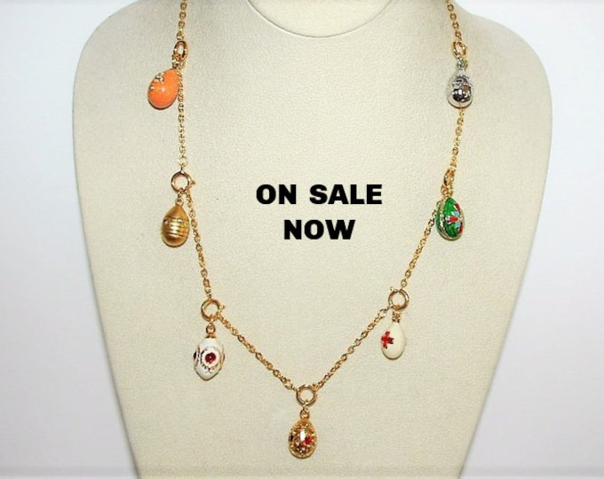 Joan Rivers Egg Charm Necklace, Add a Charm Necklace