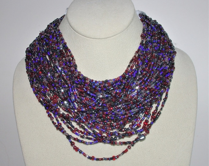 Joan Rivers Torsade Necklace - 20 Strands - S2486