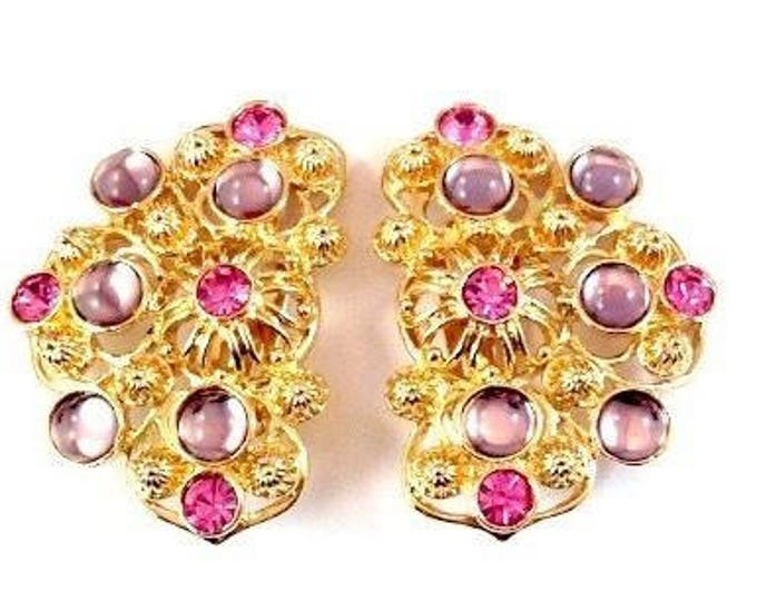 Jose Barrera Marbella Clip On Earrings - S2255