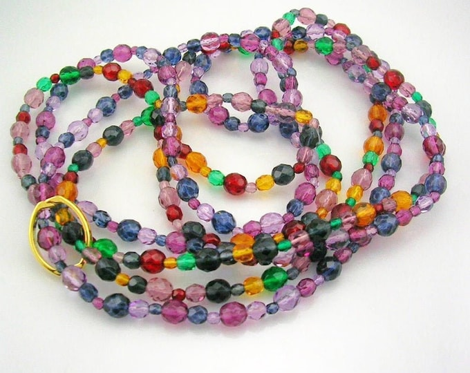 Set of 2 Joan Rivers Beaded Necklaces - S2305