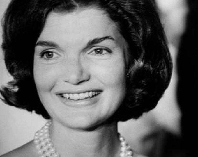Jackie Kennedy Famous Pearl Necklace - Triple Strand - No. 280