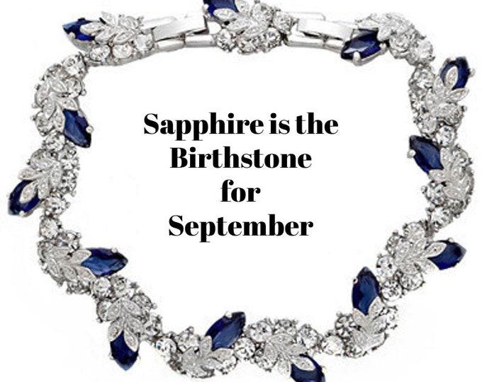 RARE Jackie Kennedy Snowflake Bracelet - 96