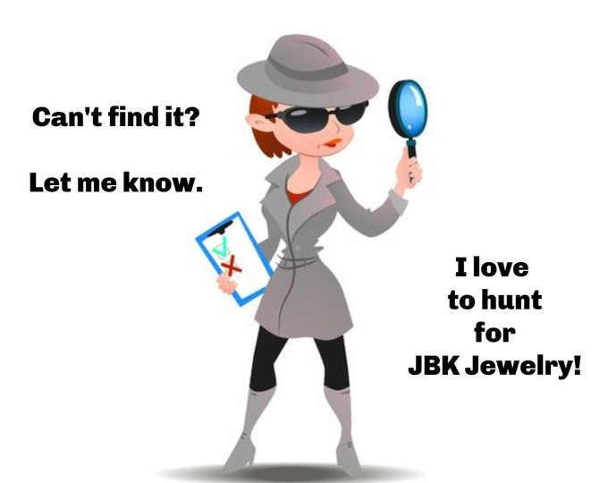 WILL HUNT for JEWELRY