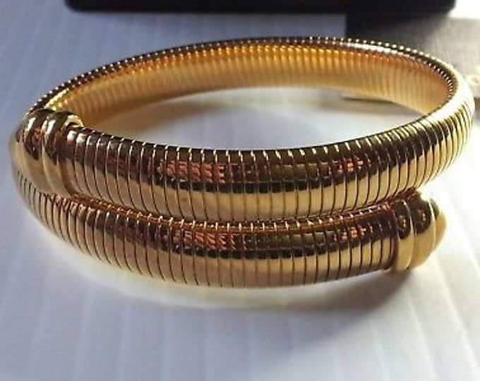 Joan Rivers Gold Coil Bracelet - S3081