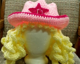 b32514be52a22 Sparkly Dolly Hat