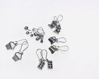 Kitchen earring set