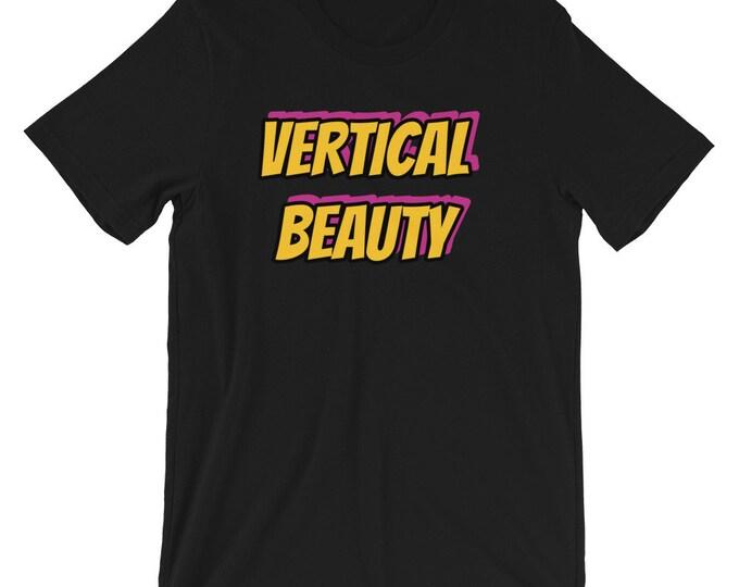 Vertical Beauty Short-Sleeve T-Shirt